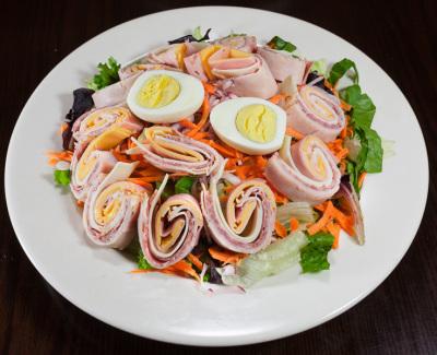 North State Pizza Chef Salad
