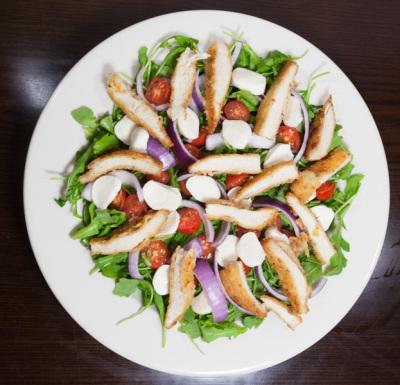 North State Pizza Ferdinand Salad